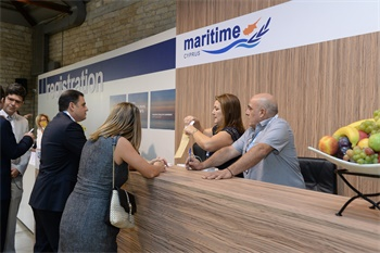"""Maritime Cyprus 2017"" - Registration area"