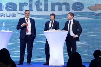 """Maritime Cyprus 2017"" - Young Shipping Executives Session 2017. Theme: ""Challenging the Business Model"""
