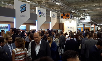 Cyprus at Posidonia 2016 - View of the Cyprus stand