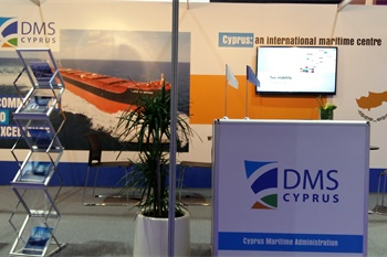 "Cyprus at ""Maritime Middle East 2016"""