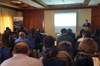The second Shipping Meeting in Athens: DMS Presentations on BWM Convention and MRV Regulation